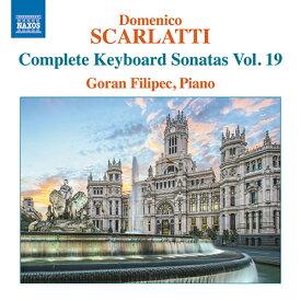 ドメニコ・スカルラッティ:鍵盤のためのソナタ集 第19集