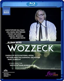 ベルク:歌劇《ヴォツェック》[Blu-ray Disc]