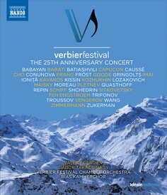ヴェルビエ音楽祭25周年記念コンサート[Blu-ray Disc]