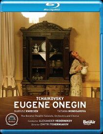 チャイコフスキー:歌劇《エウゲニー・オネーギン》[Blu-ray Disc, 日本語解説付き]
