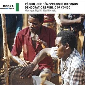 コンゴ民主共和国 ニャリ族の音楽