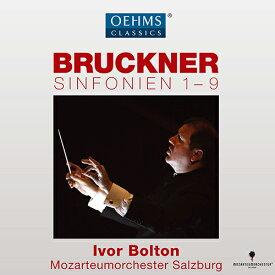 ブルックナー:交響曲 第1番-第9番