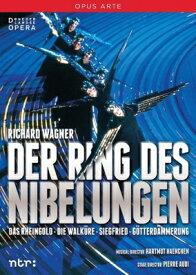 ワーグナー:ニーベルングの指環(全曲)(日本語字幕付き)[11DVD]