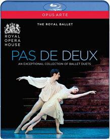 ロイヤル・バレエ PAS DE DEUX‐パ・ド・ドゥ[Blu-ray Disc]