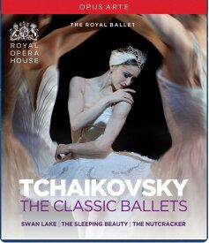 チャイコフスキー:クラシックバレエ [Blu-ray]