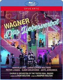 ワーグナー:歌劇《恋愛禁制》[Blu-ray]