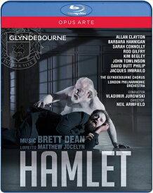 ディーン:歌劇《ハムレット》[Blu-ray Disc]