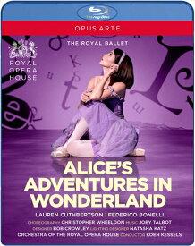 英国ロイヤル・バレエ - 《不思議の国のアリス》[Blu-ray Disc]