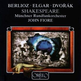 【在庫処分特価!】ベルリオーズ:『ベアトリスとベネディクト』序曲、エルガー:『ファルスタッフ』、ドヴォルザーク:序曲『オテロ』 フィオーレ&ミュンヘン放送管