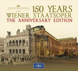 ウィーン国立歌劇場 創立150年記念BOX[22枚組]