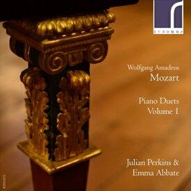 モーツァルト:ピアノ・デュエット集 第1集
