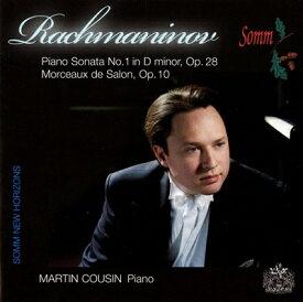 ラフマニノフ:サロン小品集/ピアノ・ソナタ第1番