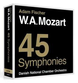モーツァルト:交響曲全集[12CD]