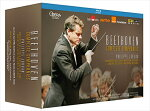 ベートーヴェン:交響曲全集[Blu-ray3枚組,日本語字幕]