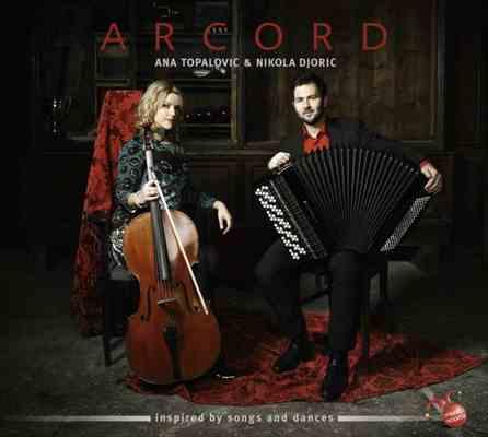 ARCORD チェロとアコーディオンのための作品集