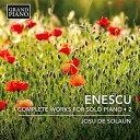 ジョルジュ・エネスコ:独奏ピアノ作品全集 第2集