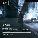 ヨアヒム・ラフ:ピアノ作品集第3集