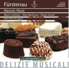 フュルステナウ:フリーメイソンのための音楽
