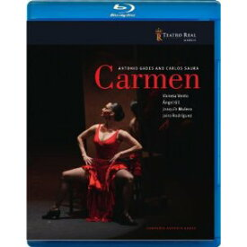 アントニオ・ガデス(1936-2004):「カルメン」[Blu-ray]