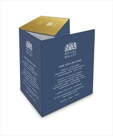 英国ロイヤル・バレエ「ザ・コレクション」BOX(ロイヤル・チャーター60周年記念,DVD15枚組)