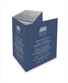 英国ロイヤル・バレエ「ザ・コレクション」BOX(ロイヤル・チャーター60周年記念,Blu-ray 15枚組)