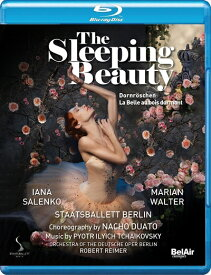 チャイコフスキー:バレエ《眠りの森の美女》[Blu-ray]