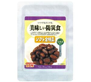 アルファフーズ UAA食品美味しい防災食R ソフト金時豆50食(代引不可)