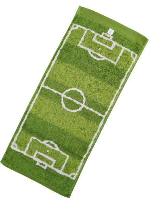 リアルサッカータオル/化粧箱入
