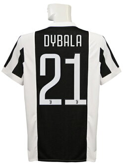 (Adidas) adidas/17/18 Juventus / home / short sleeves / D rose /#21/DSI49-BQ4533