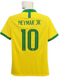 (ナイキ) NIKE/19/20ブラジル代表/ホーム/半袖/ネイマール/コパアメリカバッジ付/AJ5026-750