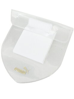 (PUMA) PUMA and emblem holder / clear / 190 yen (card payment only and limited to 1 / wireless security)