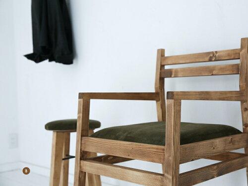 ダイニングチェアチェアリビングチェア椅子無垢天然木木製おしゃれ日本製ナチュラル北欧デザインファブリックオフィステレワークカフェいすチェアー送料無料西海岸風シンプルテレワークデスクチェア