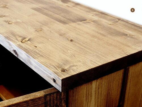 サイドボードキャビネット無垢北欧引き出しリビングボードカップボードアンティーク調食器棚木製天然木収納棚チェストおしゃれ幅150ガラスキャビネットガラス開梱設置日本製キッチンボードテレビボードナチュラルアイアン