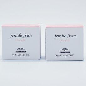 jemile fran(ジェミールフラン) 【2個セット】オイルスフレ 40g ヘアクリーム レディース ヘアケア MILBON(ミルボン)