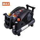 MAX 高圧エアコンプレッサAK−HL1270E2 ブラック高圧・常圧【 タンク容量 11L 】マックス
