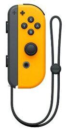 Joy-Con(R) ネオン オレンジ Nintendo Switch 純正品 ニンテンドー スイッチ 単品 コントローラー 右 その他付属品なし ※パッケージなし商品