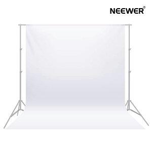 Neewer 1.8x2.8M背景布 100%ポリエステル製 背景シート バックスクリーン 折り畳み 撮影やビデオなどに対応