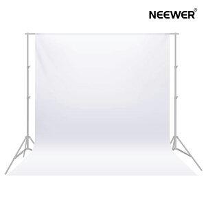 Neewer 3x3.6M背景布 背景シート ポリエステル 無反射 折りたたみ可能 バックペーパー 写真/ビデオ/テレビに対応