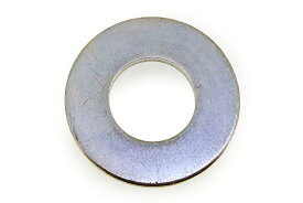 鉄/ユニクロ 丸ワッシャー [特寸] (公差: 6.5+0.3)6.5×25×1.2 【 バラ売り : 10個入り 】
