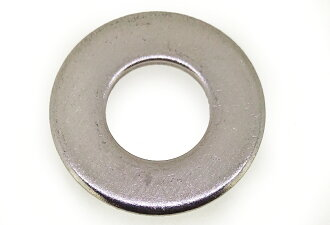 "Stainless steel round washers 1.5 × 3.0 × 0.3 t (OTC) ""ISO small] and [No.004]"
