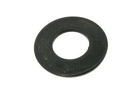 ステンレス/SSブラック 丸ワッシャー [特寸] (公差: 5.5+0.2)5.5×15×1.2 【 バラ売り : 10個入り 】