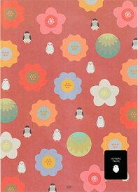 デザインペーパー ことり紙 「お花見文鳥」 「文鳥と花飾り」 「小窓からことりたち」 3種セット (合計21枚)