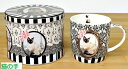 (^O^)/猫の手!!秋冬新作商品 入荷しましたニャ!!*..*高貴なシャム猫さん マグ・缶入り *猫好きお買い得品・さんへのプレゼントに♪…