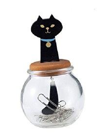 ☆ 黒猫・にゃんこしっぽ☆~~クリップ・ボトル~~☆