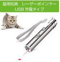 今だけポイント5倍【送料無料】猫用 おもちゃ レーザーポインター にゃんレーザー ペン型