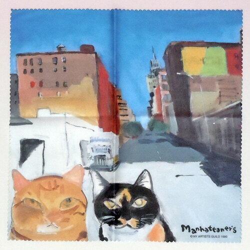 【Manhattaner's】マンハッタナーズ メガネクロスMAN-21★サマータイム