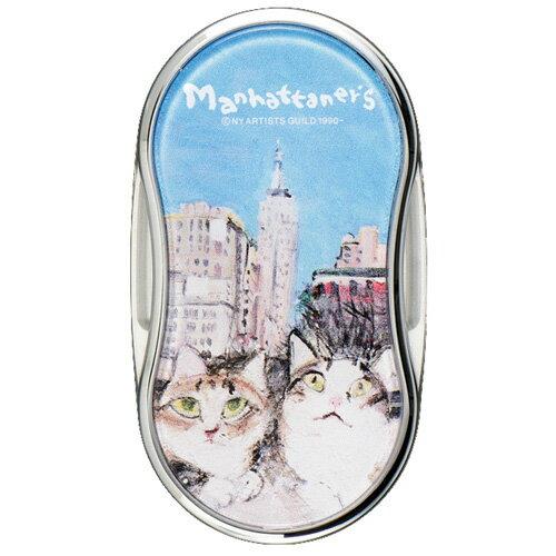 【Manhattaner's】マンハッタナーズ MAN LEDライト付ルーペ3 やっぱりニューヨークは最高だね。
