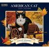 【ロウエル・ヘレロ】2020猫カレンダーアメリカンキャット