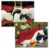 【ロウエル・ヘレロ】猫のクリスマスカード・アソートボックスファーリーフレンド