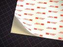 3M VHB 4914【0.25mm厚アクリルフォーム 両面粘着テープ】両面テープ A4サイズ 強粘着 金属 ガラス 樹脂に